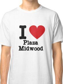 I love Plaza Midwood Classic T-Shirt