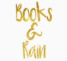 Books & Rain Unisex T-Shirt