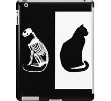 Schrodinger cat iPad Case/Skin