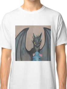 Toothless & stitch  Classic T-Shirt