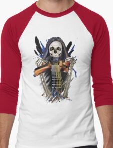 Metalhead Men's Baseball ¾ T-Shirt