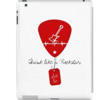Think like a Rockstar VRS2 iPad Case/Skin