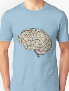 Abstract Brain! Unisex T-Shirt