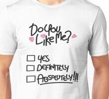 Gravity Falls: Do You Like Me? Unisex T-Shirt