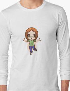 Weight Loss Inspiration Long Sleeve T-Shirt