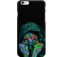 Color girl iPhone Case/Skin