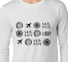Lost-symbols Long Sleeve T-Shirt