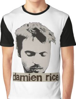 Damien Rice T-Shirt Graphic T-Shirt