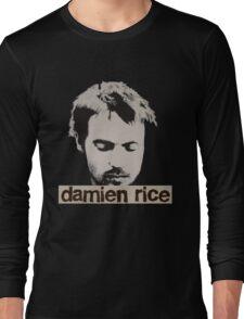 Damien Rice T-Shirt Long Sleeve T-Shirt