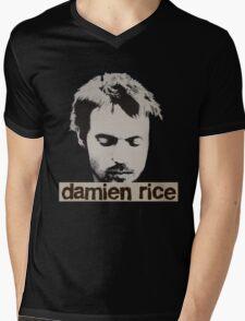 Damien Rice T-Shirt Mens V-Neck T-Shirt