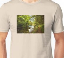 Millers Dale River Walk Unisex T-Shirt