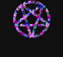 Psychedelic Pentagram Unisex T-Shirt