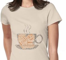 History of Tea  Womens Fitted T-Shirt