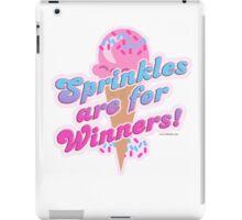 Sprinkles For Winners iPad Case/Skin