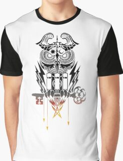 Grand Owl Graphic T-Shirt