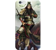 Guan Yu God of War iPhone Case/Skin