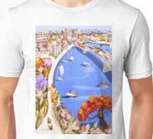 Summer stroll Unisex T-Shirt