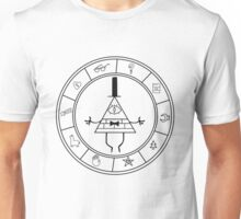 Gravity Falls: Bill Cipher Unisex T-Shirt
