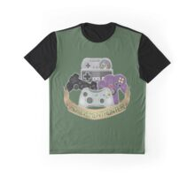ACHIEVEMENT HUNTER/RT - Consoles Graphic T-Shirt