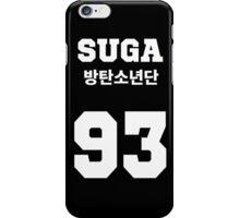 BTS - Suga Jersey Style iPhone Case/Skin