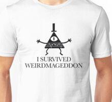 Gravity Falls: Weirdmageddon Unisex T-Shirt
