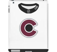 Colorado Avalanche 2016 Stadium Series Jersey iPad Case/Skin