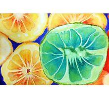 Orange You Glad Photographic Print