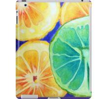 Orange You Glad iPad Case/Skin