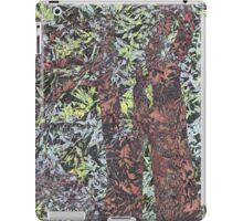 Spring in Tree modern abstract painting art design iPad Case/Skin