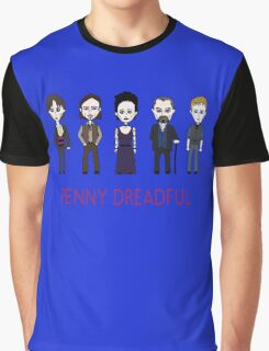 Penny Dreadful Family Graphic T-Shirt
