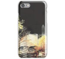 Beauty in chaos in New York Day iPhone Case/Skin