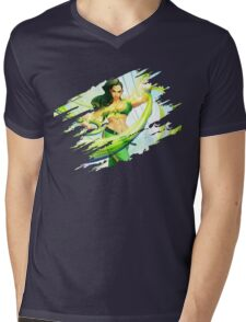 Laura Mens V-Neck T-Shirt
