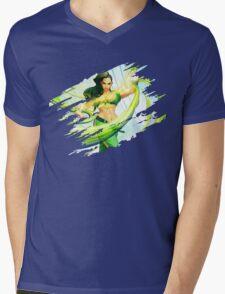 Laura Mens V-Neck T-Shirt