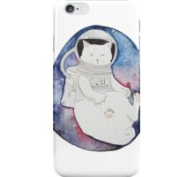 Galaxy Cat iPhone Case/Skin