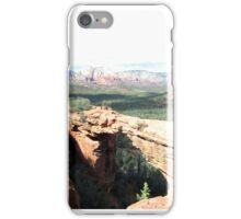 Devil's Bridge - Sedona, AZ iPhone Case/Skin