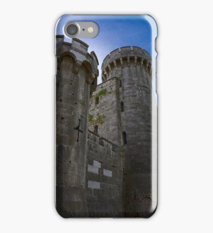 Penrhyn Castle- Two towers iPhone Case/Skin