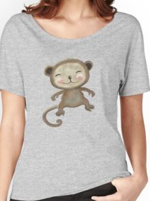 Wee Monkey Women's Relaxed Fit T-Shirt