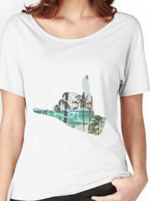 PalmTree Women's Relaxed Fit T-Shirt