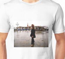 Beautiful venice carneval in old style. Unisex T-Shirt