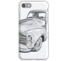 Chevy Stepside Pickup Truck iPhone Case/Skin