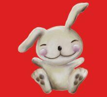 Wee Bunny One Piece - Short Sleeve