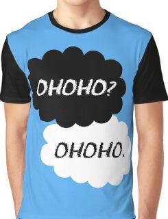 Haikyuu!! - Ohoho? Ohoho. Graphic T-Shirt