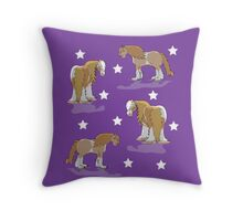 Gypsy Two Throw Pillow