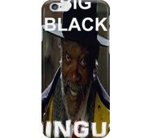 "The Hateful Eight - ""Big Black Dingus"" iPhone Case/Skin"