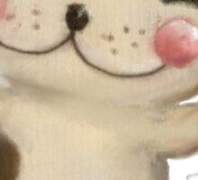 Wee Puppy Sticker