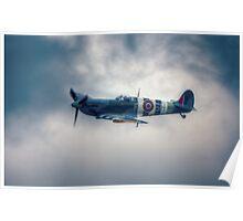 BBMF Spitfire Mk Vb Poster