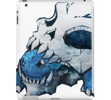 Skullpion - Skull Turtle iPad Case/Skin