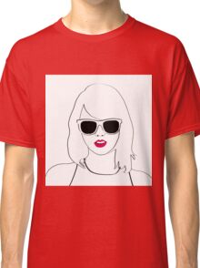Red Lip, Classic Classic T-Shirt