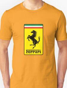 Ferrari Logo Unisex T-Shirt