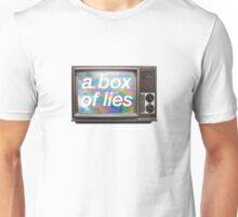 JUST A BOX OF LIES Unisex T-Shirt